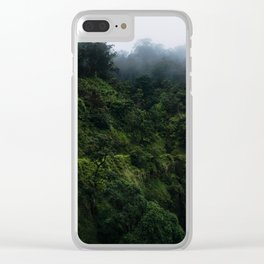 Road to Hana Clear iPhone Case