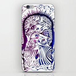 Cerebral iPhone Skin