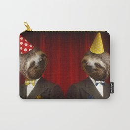 The Legendary Sloth Brothers Carry-All Pouch