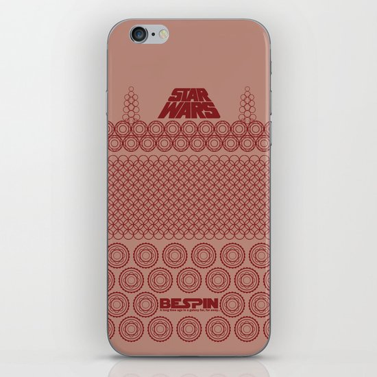 Star Wars- Bespin iPhone Skin