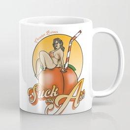 SUCK MY ASS Coffee Mug