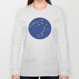 Dippy Constellations Long Sleeve T-shirt