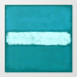 Rothko Inspired #15 Canvas Print