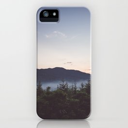 Night is coming iPhone Case