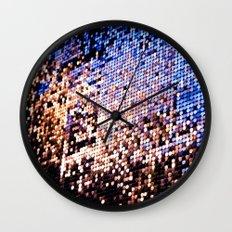 glitter 01 Wall Clock