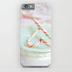 Sweet Christmas memories iPhone 6 Slim Case