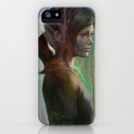 The last hope iPhone Case