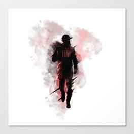 LEAN Canvas Print