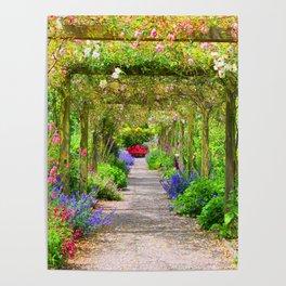 Flowers a Plenty Poster