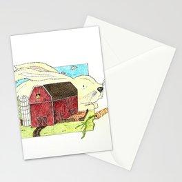 Oswald Stationery Cards