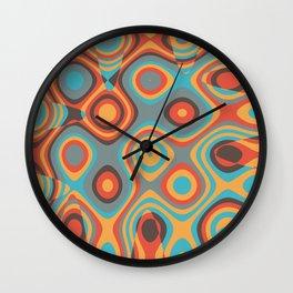 Irregular shapes Wall Clock
