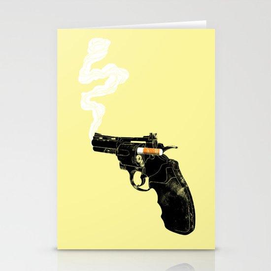 Smoking Gun Stationery Cards