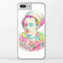 Jane Clear iPhone Case