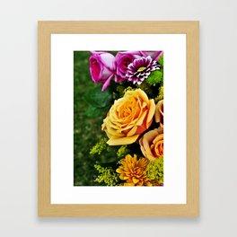Flores III Framed Art Print
