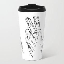Guilty hands Travel Mug