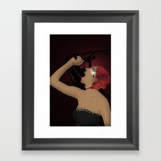 I Just Want To Be Heard Framed Art Print