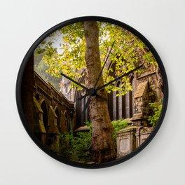 Kensington Tranquility Wall Clock