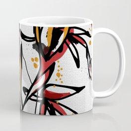 Tropical white Coffee Mug