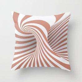 Optical illusion 4 Throw Pillow