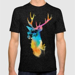 Sunny Stag T-shirt