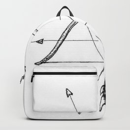 Sagittarius Zodiac Backpack