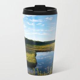 Alligator River National Wildlife Refuge Outer Banks NC OBX  Travel Mug