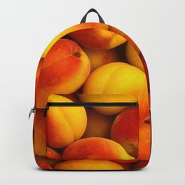 Apricots Pattern Backpack