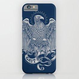 Grit Eagle iPhone Case