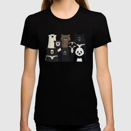 Bear family portrait T-Shirt