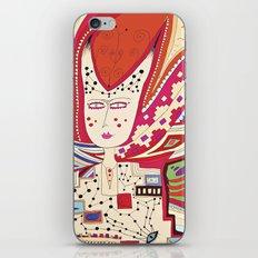 Dame iPhone & iPod Skin