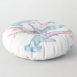 Hammer Head Floor Pillow