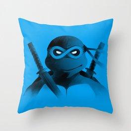Leonardo Forever Throw Pillow