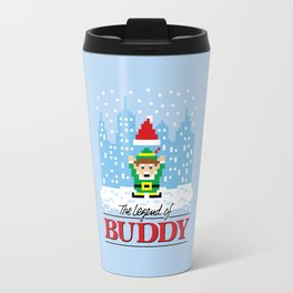 The Legend of Buddy Travel Mug