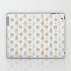 Gingerbread Sweethearts Laptop & iPad Skin
