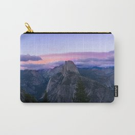 Yosemite National Park at Sunset Carry-All Pouch