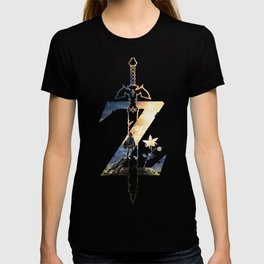 Z [Breath of the Wild] T-shirt