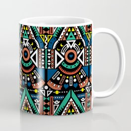 Geometric Power Coffee Mug