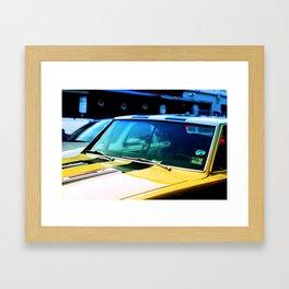 Dream Car. Framed Art Print