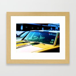 Dream Car. Framed Art Print