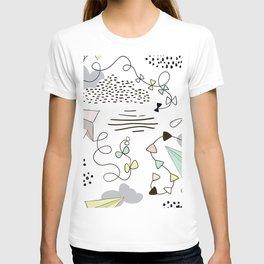 Kites & Clouds T-shirt