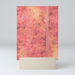 The Line in the Sandstorm Mini Art Print
