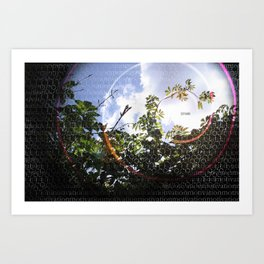 Dopamine/Motivation - Brain Chemistry Series Art Print