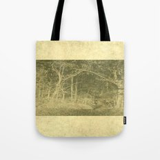 There is unrest in the forest Tote Bag