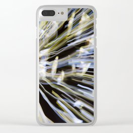 Entering another dimension Clear iPhone Case