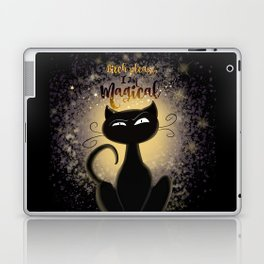 'Bitch please, I am Magical' Laptop & iPad Skin