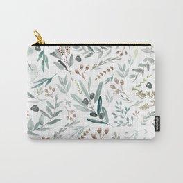 Eucalyptus Leaf Carry-All Pouch