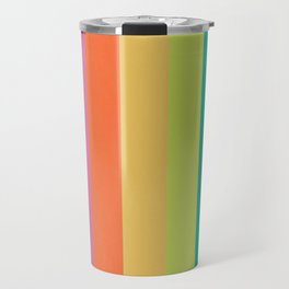 Autumn Rainbow Travel Mug