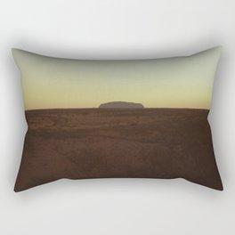 Uluru Dusk Rectangular Pillow