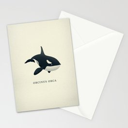 Orcinus Orca Stationery Cards