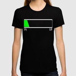 Loading 25%  25th Birthday T-shirt